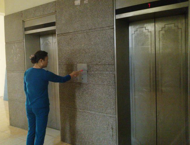 Thang máy có tiếp tục hoạt động được khi mất điện
