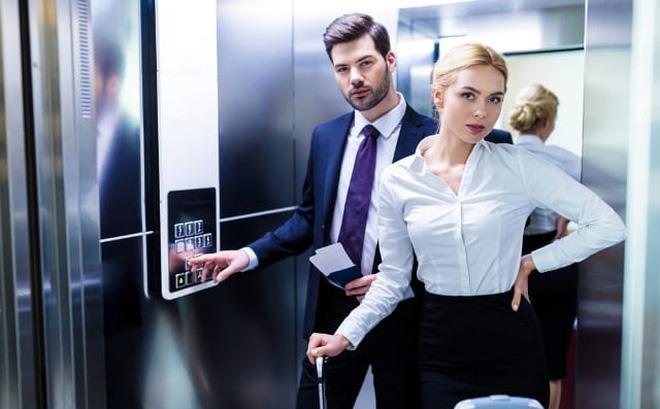 video: ban có thực sự biết nguyên nhân lắp gương trong thang máy?